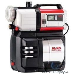 AL-KO HW 5000 FMS Premium { 1300 Вт., 8м/50м, 4500 л/ч, нерж.бак 20 л, 1-ступенч., 17,5кг, эл.система управ., XXL-фильтр} /НАСОСНЫЕ СТАНЦИИ/