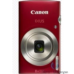 "Canon IXUS 185 красный {20Mpix Zoom8x 2.7"" 720p SD CCD 1x2.3 IS el 1minF 0.8fr/s 25fr/s/NB-11LH}"