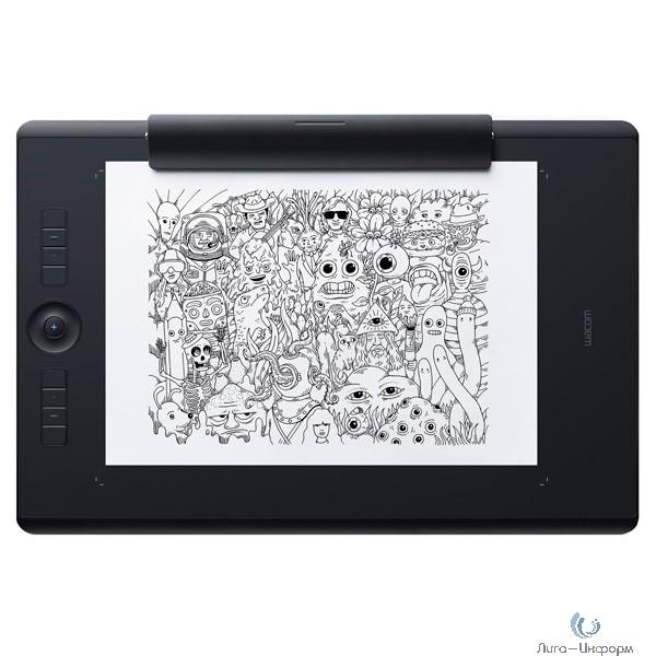 Графический планшет Wacom Intuos Pro Paper Bluetooth/USB [PTH-660P-R]