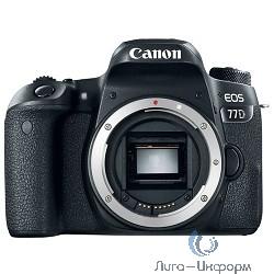 "Canon EOS 77D черный {24.2Mpix 3"" 1080p Full HD SDXC Li-ion}"