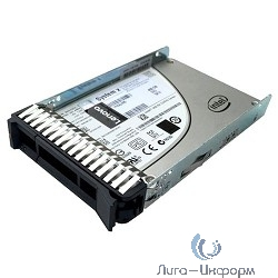 Жесткий диск Lenovo 120GB Enterprise Entry SATA G3HS 2.5in SSD (Intel S3510 series)