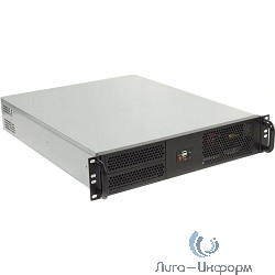 """Exegate EX248517RUS Серверный корпус Exegate Pro 2U2088 <RM 19"""",  высота 2U, 800W, USB>"""