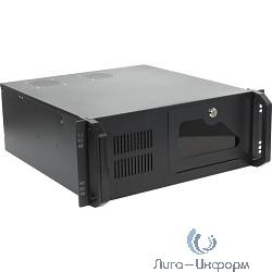 "Exegate EX244610RUS Серверный корпус Exegate Pro 4U4020S <RM 19"",  высота 4U, глубина 450, БП 800ADS, USB>"