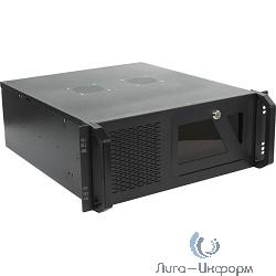 "Exegate EX244589RUS Серверный корпус Exegate Pro 4U4021S <RM 19"",  высота 4U, глубина 480, БП 600ADS, USB>"