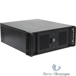 "Exegate EX244611RUS Серверный корпус Exegate Pro 4U4132 <RM 19"", высота 4U, глубина 480, БП 600ADS, USB>"
