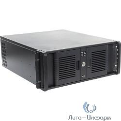 "Exegate EX244605RUS Серверный корпус Exegate Pro 4U4132 <RM 19"", высота 4U, глубина 480, БП 700ADS, USB>"