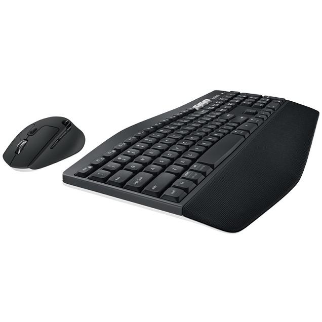 920-008232 Logitech Клавиатура + мышь MK850 Perfomance Black USB
