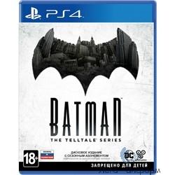 Batman: The Telltale Series (русские субтитры)