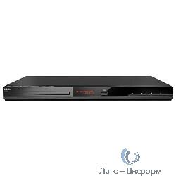 BBK DVP036S темно-серый