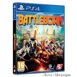 Battleborn (русские субтитры)