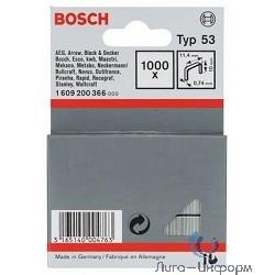Bosch 1609200366 1000 СКРЕПКИ 10ММ ТИП 53