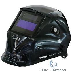 "Fubag Маска сварщика ""Хамелеон"" OPTIMA TEAM 9-13 BLACK [38074]"