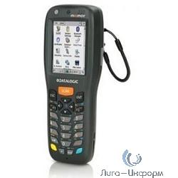 Datalogic Memor X3 [944250006] {Терминал сбора данных(2D imager, Green-Spot, 25 key) WiFi/BT/256X512/WCE Pro6.0}