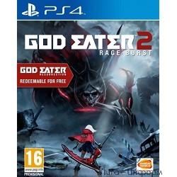God Eater 2. Rage Burst (русские субтитры)