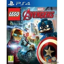 LEGO: Marvel Мстители (русские субтитры)