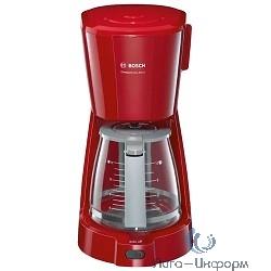 BOSCH (TKA3A034) Кофеварка, капельная,  красный