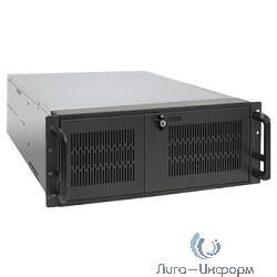 "Exegate EX234967RUS Серверный корпус Exegate Pro 4U650-10/4U4139L <RM 19"", высота 4U, глубина 650, БП 500ADS,  USB>"