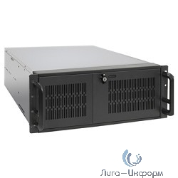 "Exegate EX234968RUS Серверный корпус Exegate Pro 4U650-10/4U4139L <RM 19"", высота 4U, глубина 650, БП 600ADS,  USB>"