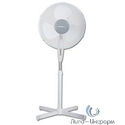 "FIRST (FA-5553-1 White) Вентилятор напольный Мощность  50 Вт.Диаметр 16"""" / 40 см.White"