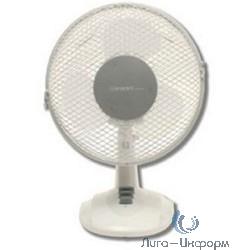"""FIRST (FA-5550-GR) Вентилятор настольный Мощность  25 Вт.Диаметр 9"""""""" / 23 см."""