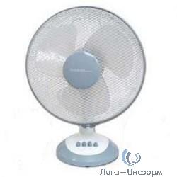 """FIRST (FA-5551-BU) Вентилятор настольный Мощность  35 Вт.Диаметр 12"""""""" / 30 см."""