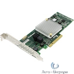 Adaptec ASR-8405E SGL RAID 0/1/10/ 4i-ports 512Gb (2293901-R)