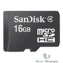 Micro SecureDigital 16Gb SanDisk SDSDQM-016G-B35 {MicroSDHC Class 4}