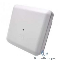 AIR-AP2802I-R-K9 802.11ac W2 AP w/CA; 4x4:3; Int Ant; 2xGbE; R Domain (CFG)