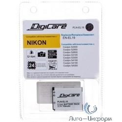 Аккумулятор DigiCare PLN-EL19 / EN-EL19