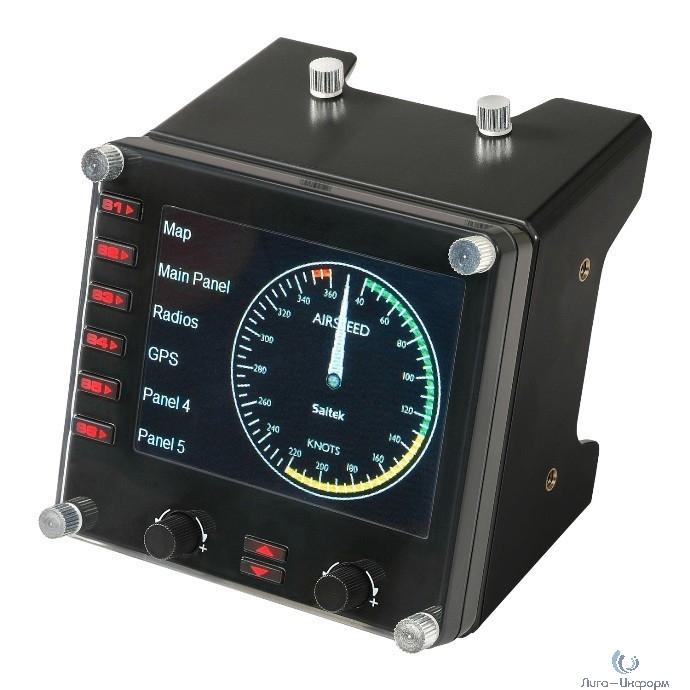 945-000008 Logitech G Saitek Pro Flight Instrument Panel - EMEA