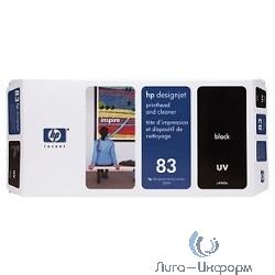 C4965A Набор HP 83 Light Magenta UV печатающая головка + устройство очистки для Designjet 5000