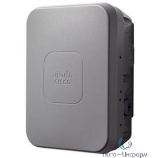 AIR-AP1562E-R-K9 802.11ac W2 Low-Profile Outdoor AP, External Ant, R Reg Dom.
