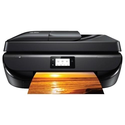 HP Deskjet Ink Advantage 5275 < M2U76C> принтер/ сканер/ копир/ факс, А4, ADF, дуплекс, 10/<wbr>7 стр/<wbr>мин, USB, WiF