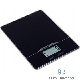 FIRST FA-6400-2-BA Весы кухонные, электронные, стекло, 5 кг, чёрный