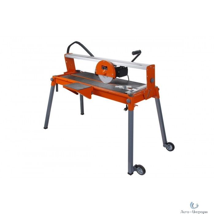 Hammer Flex PLR1200 Станок камнерезный [59208] { 1200Вт 3000об/мин 230x25.4 площадка 960 x 400мм }