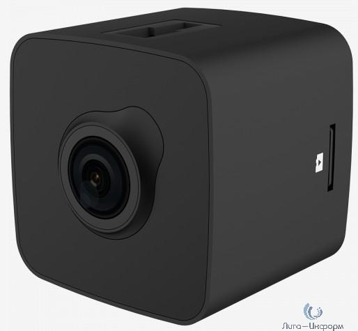 Car Video Recorder PRESTIGIO RoadRunner CUBE {FHD 1920x1080@30fps, 1.5 inch screen, 2 MP CMOS SONY IMX323 image sensor, 2 MP camera, 140° Viewing Angle, Micro USB, 150 mAh}[PCDVRR530WBK ] BLACK