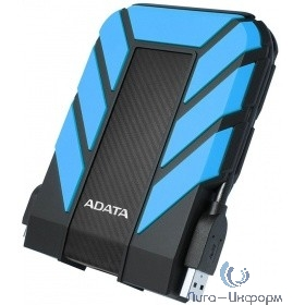 "A-Data Portable HDD 2Tb HD710 AHD710P-2TU31-CBL {USB3.1, 2.5"", Blue}"
