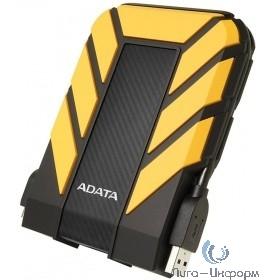 "A-Data Portable HDD 2Tb HD710 AHD710P-2TU31-CYL {USB3.1, 2.5"", Black-Yellow}"