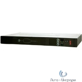 APC AP4421 Rack ATS, 230V, 10A, C14 in, (12) C13 out