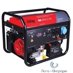 FUBAG BS 8500 A ES [838253] { Электростанция бензиновая с электростартером и коннектором автоматики}
