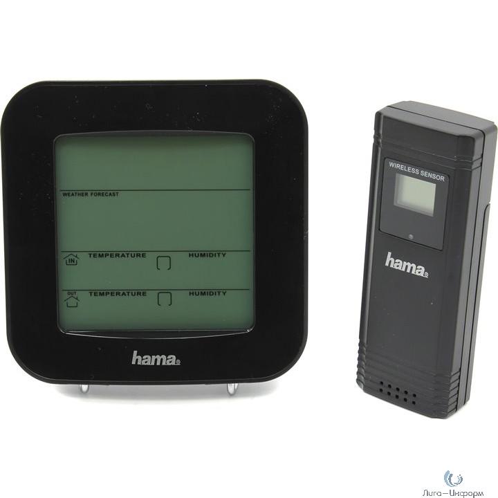 Погодная станция Hama EWS-200 черный [353682]