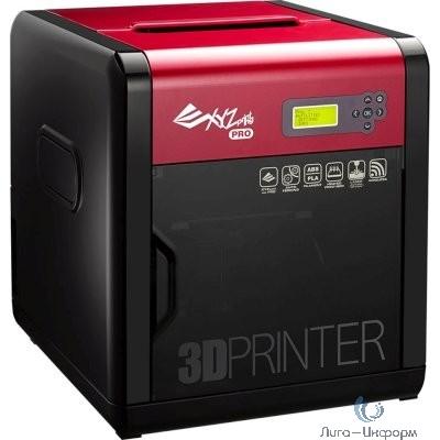 XYZ     3D-МФУ XYZ da Vinci 1.0 Pro             3D-МФУ XYZ da Vinci 1.0 Pro 3in1, ABS/PLA пластик 1.75мм, 1 экструдер, мин 100мк, размер рабочей зоны 200х200х190 мм