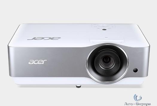 Acer VL7860 [MR.JPX11.001] Laser {DLP 4K UHD, 3000lm, 1500000/1, HDMI, RJ45, Laser, Rec 709, 8.5kg}