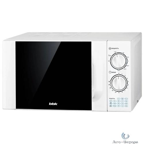 BBK 20MWG-743M/W Микроволновая печь белый