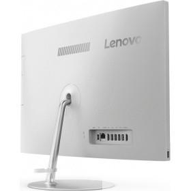 """Lenovo IdeaCentre 520-24IKL [F0D1005URK] silver 23.8"""" FHD i3-7100T/<wbr>4Gb/<wbr>1Tb/<wbr>DVDRW/<wbr>16Gb Optane/<wbr>W10/<wbr>k+m"""