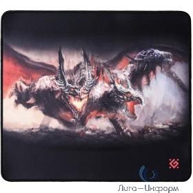 Defender Игровой коврик Cerberus XXL, 400x355x3 мм, ткань+резина [50556]