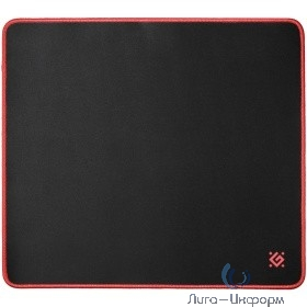 Defender Игровой коврик Black XXL, 400x355x3 мм, ткань+резина [50559]
