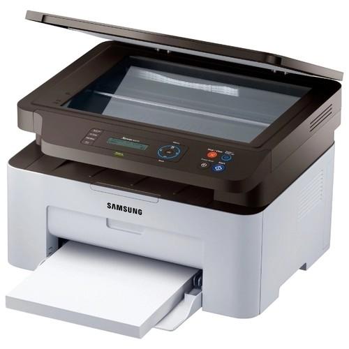 SAMSUNG SL-M2070 SL-M2070 SS293B#BB7   лазерный принтер, сканер, копир, 20 стр. /<wbr>мин. 1200x1200dpi, A4, USB