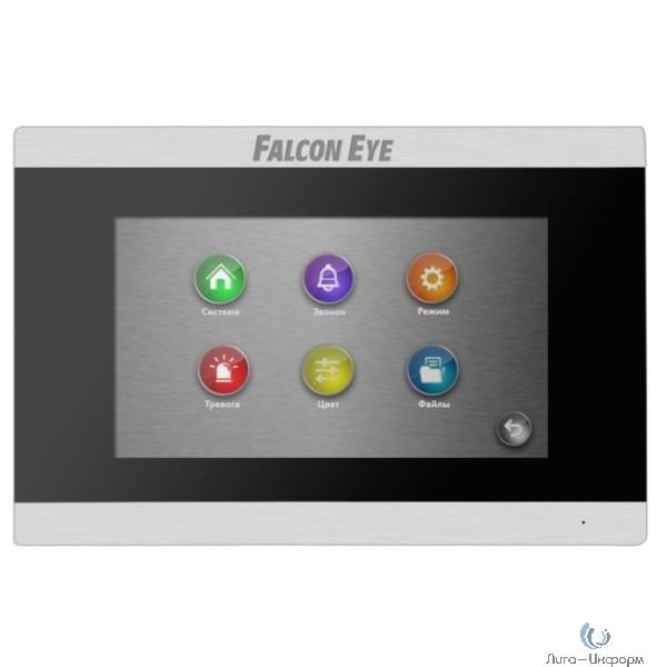 "Falcon Eye FE-70 ARIES black Видеодомофон: дисплей 7"" TFT; сенсорный экран"
