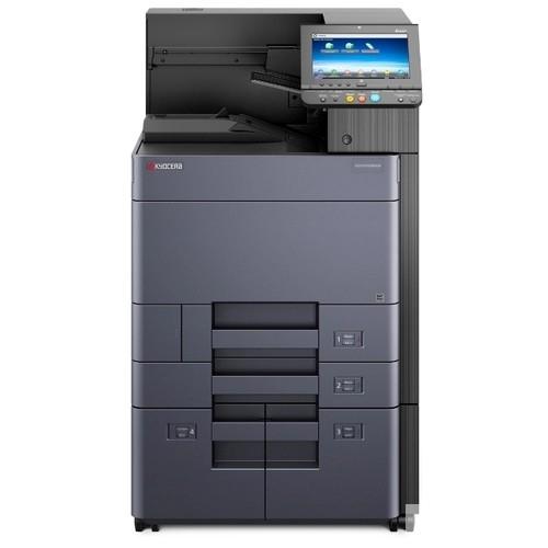 Kyocera ECOSYS P8060cdn [1102RR3NL0] скорость печати 60/<wbr>55 страниц черно-белой/<wbr>цветной печати формата А4 в минуту, разрешение 1200 х 1200 точек на дюйм, лоток подачи бумаги на 500 листов